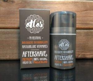 House of Rebels tipt Atlas Argan Aftershave